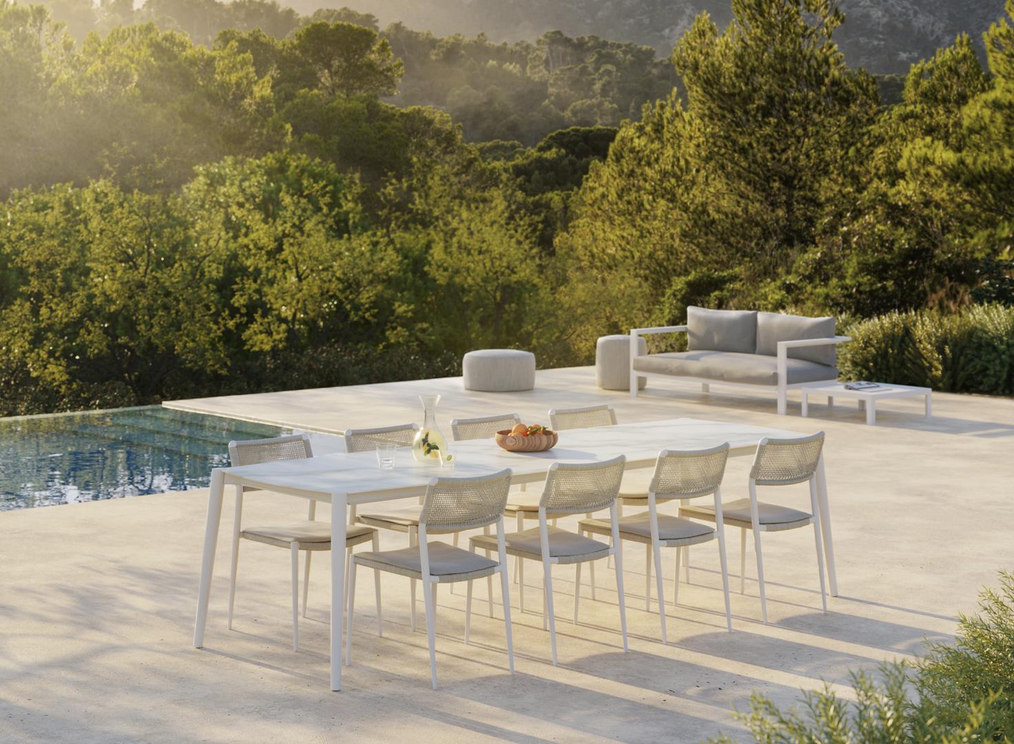 Beeldcollectief Diphano outdoor furniture render
