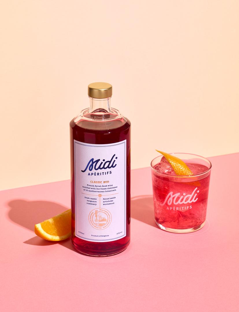 Beeldcollectief Midi Aperitifs product shot