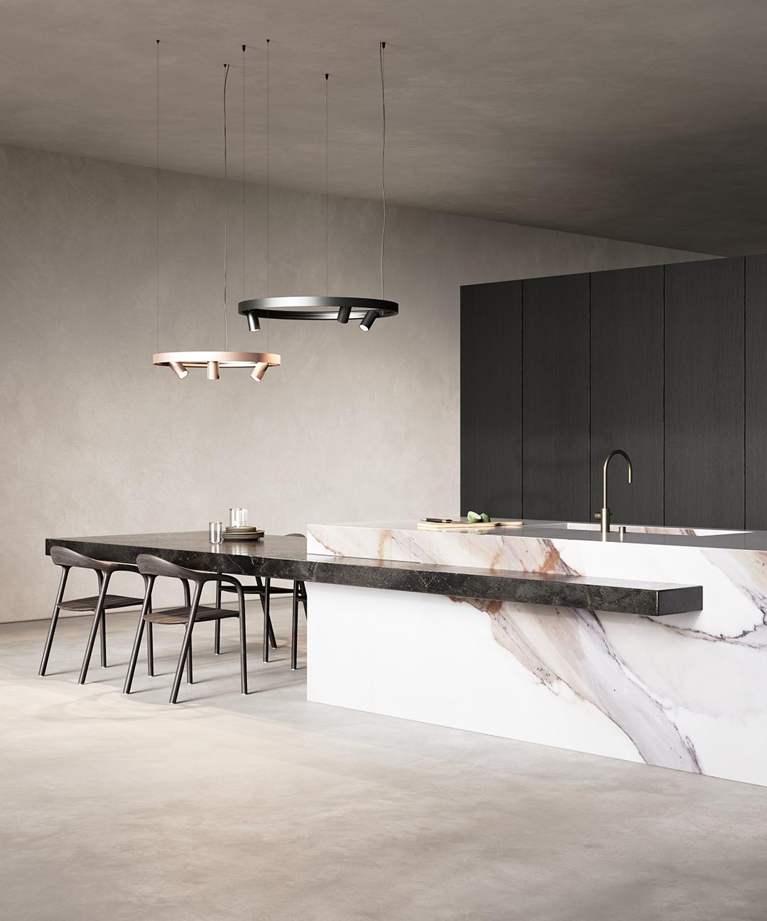 Beeldcollectief render keuken 3D-visualisatie
