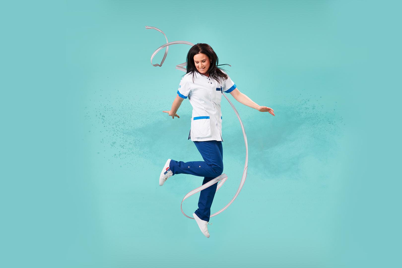 Beeldcollectief Sint-Andriesziekenhuis Tielt campagnefoto
